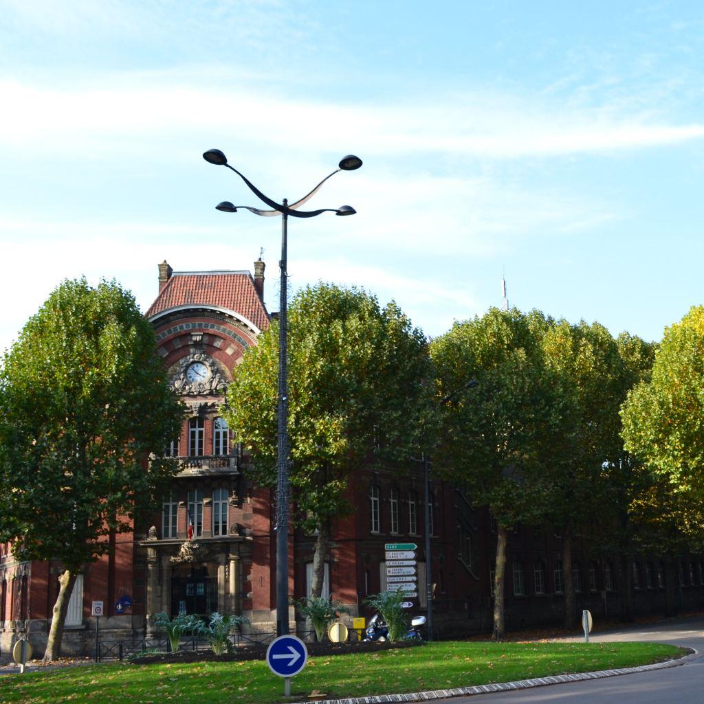 Valenciennes, Northern France